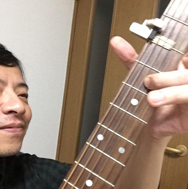 Q-sai@楽器挫折者救済合宿 宇野振道場 Qactus カクタス ギター挫折者をゼロにする 未経験者&初心者&挫折者のための演奏補助特許ツール