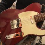 宇野振道場 Q-sai@楽器挫折者救済合宿 ギター教室 テレキャスター テレキャス フェンダー