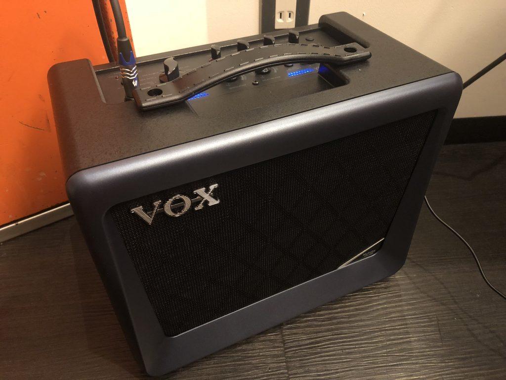 宇野振道場 Q-sai@楽器挫折者救済合宿 VOX VX50GTV アンプ ギター エレキギター