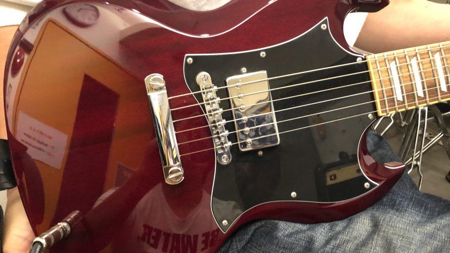 宇野振道場 Q-sai@楽器挫折者救済合宿 ギター教室 ギター