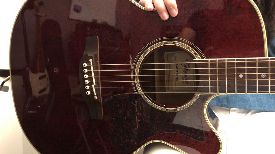 宇野振道場 Q-sai@楽器挫折者救済合宿 ギター教室 ギター タカミネ 大原櫻子